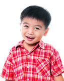 Cute Young Boy Smiling Royalty Free Stock Photo