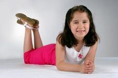 Cute young Latino girl Royalty Free Stock Photos