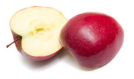 Cuted apple 2 Stock Photography