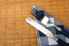 Cutelaria Imagem de Stock