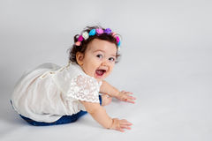 Cutest Baby Ever Stock Photography