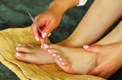 Cuticle Remover Stock Image