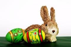 Cutie e ovo de Easter Fotos de Stock