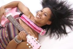 Cutie pop star Stock Photos