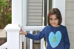 Cutie timide Image libre de droits