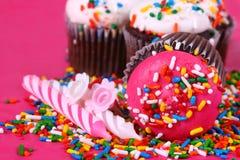 cuties пирожня Стоковая Фотография