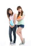 Cuties adolescentes Imagem de Stock