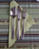 cutlery вверх Стоковые Фото