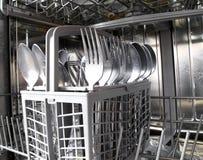 cutlery корзины Стоковое фото RF