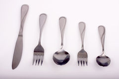 cutlery Obrazy Royalty Free