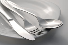 Cutlery Stock Photo