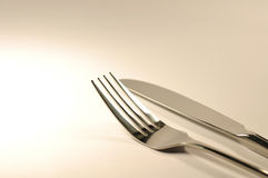 cutlery Obrazy Stock