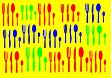 Cutlery Stock Photo