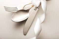 Cutlery obraz stock