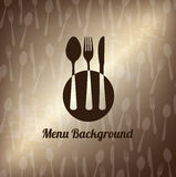 Cutlery Fotografia Stock
