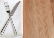 cutlery fotografie stock