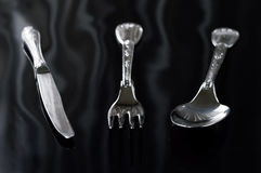 cutlery Fotografie Stock Libere da Diritti