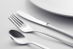cutlery Obraz Royalty Free