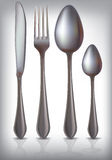 Cutlery Stock Photography