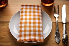 Cutlery, Dining, Room Royalty Free Stock Photos