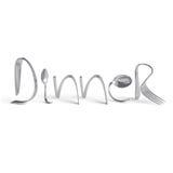 Cutlery, Dinner Stock Photos