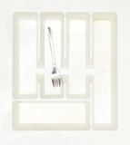 Cutlery Draw Divider Royalty Free Stock Photography