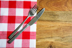 Cutlery. A photo of silver cutlery Stock Photo