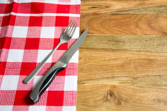 Cutlery. A photo of silver cutlery Royalty Free Stock Photos