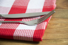 Cutlery. A photo of silver cutlery Stock Image