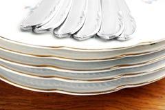 cutlery rozdaje set zdjęcia royalty free