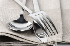 Cutlery set Fotografia Royalty Free