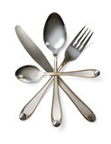 Cutlery set Royalty Free Stock Photo