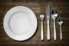 Cutlery set Royalty Free Stock Photos