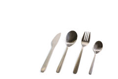 Cutlery set Stock Photography