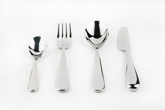 Cutlery set Royalty Free Stock Images