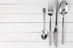 Cutlery set Royalty Free Stock Image