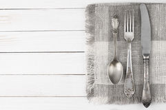 Cutlery set Royalty Free Stock Photo