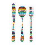 Cutlery Royalty Free Stock Photos