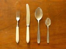 Cutlery Tableware Royalty Free Stock Image