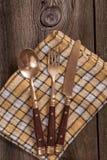 Cutlery. Stock Photos