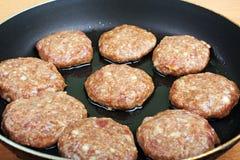 cutlet τρόφιμα Στοκ Εικόνες
