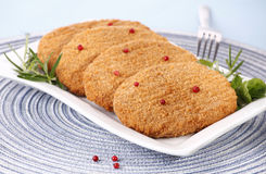 Cutlet Royalty Free Stock Photo