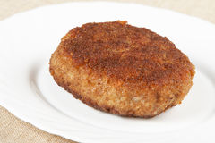 Cutlet Stock Photo