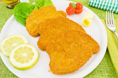 Cutlet Royalty Free Stock Photography