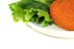 Free Cutlet Royalty Free Stock Photo - 5576055