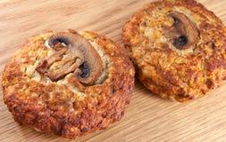 Cutlets κρέατος της Τουρκίας Στοκ Εικόνες