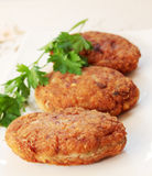 Cutlets Stock Images