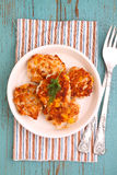 Cutlets from poultry Royalty Free Stock Image