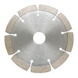 Cutoff segmented wheel Stock Photo