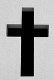 Cutout Cross Stock Photo